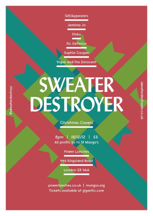 Sweater Destroyer