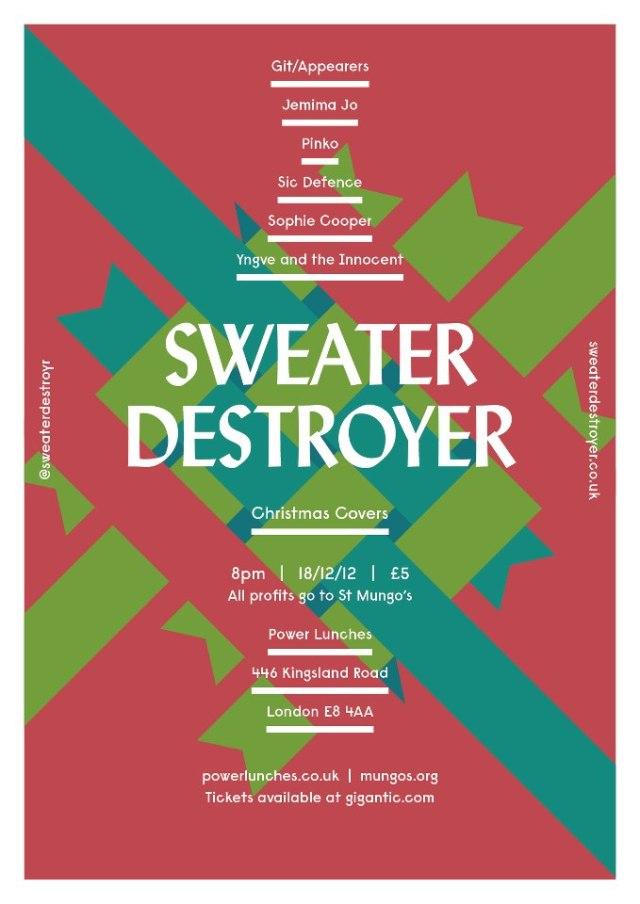 Sweater Destroyer
