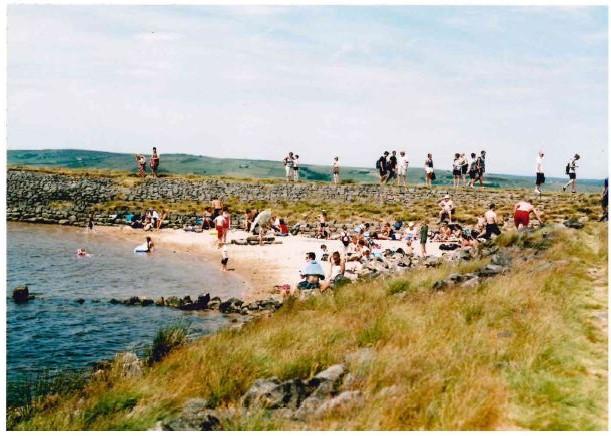 Todmorden Beach