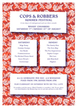 Cops and Robbers Carnival