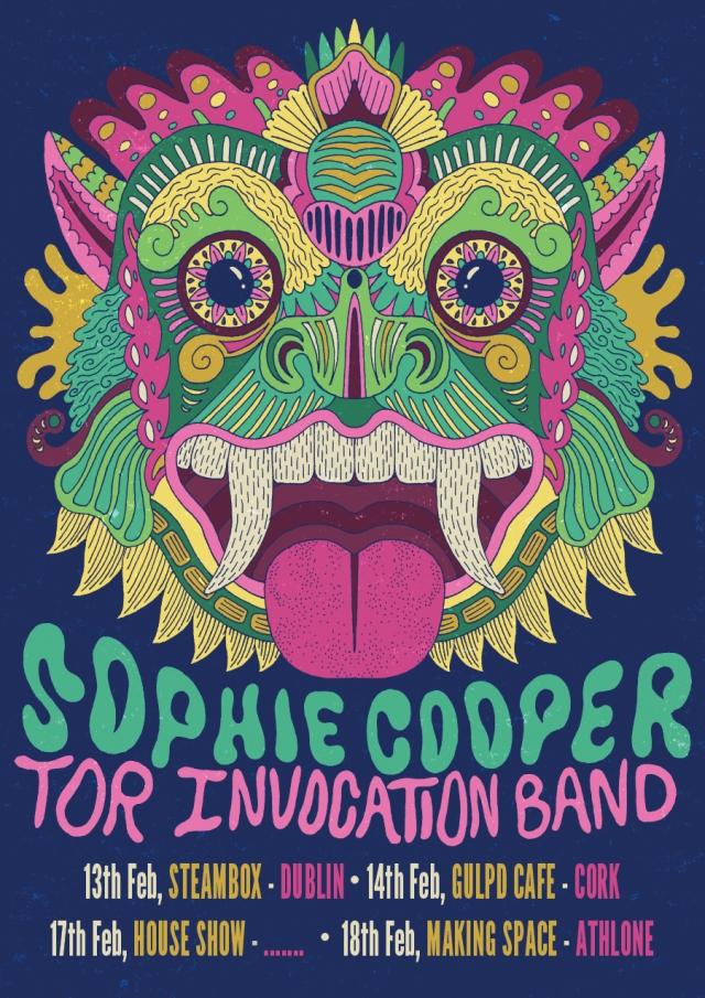 Sophie Tor tour