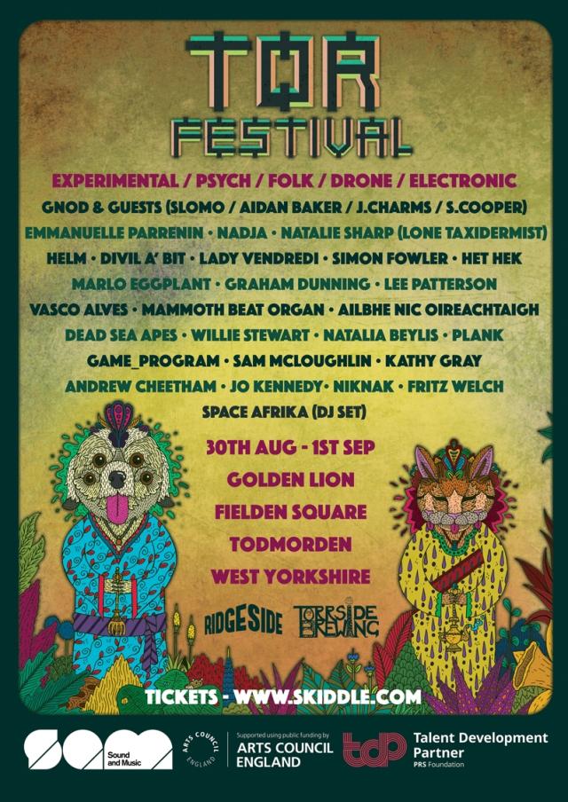 Tor fest poster web